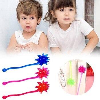 Creative Elastic Sticky Hands Toy For Kids Kids Nostalgic Toys Stretchable Elastic Sticky Hammer Toy
