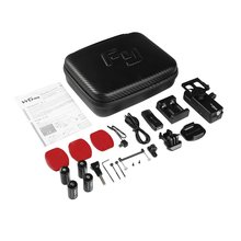 Портативный одноосевой переносной карданный стабилизатор для камеры Fy Wg Lite для Gopro 3 3+ 4 камеры аксессуары
