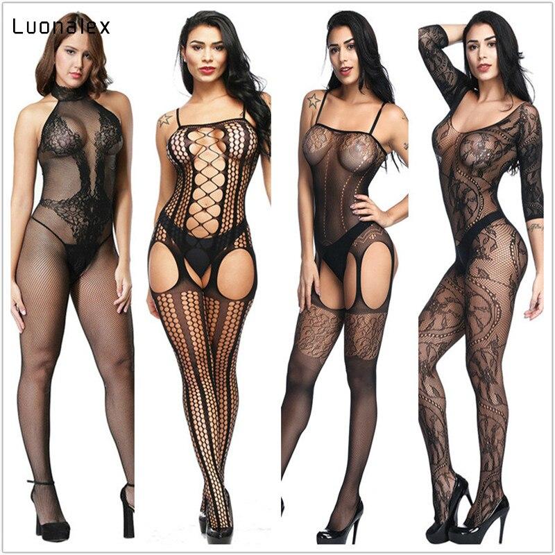 Nikki Love In Sexy Lingerie And Fishnet Stockings Poses Redtube 1