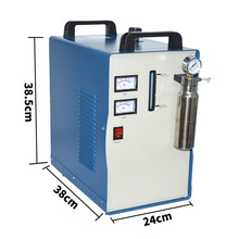 Flame Polishing Machine 220V/110V High Power Polisher 150L/H Acrylic Word Crystal H260