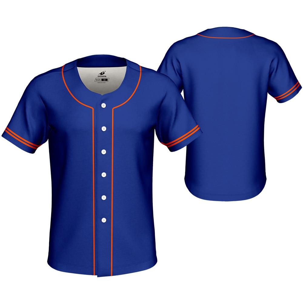 Design Jersey Baseball Shirt Shorts Training Baseball Jerseys Mens Custom Sublimated Sportswear Camiseta Beisbolera