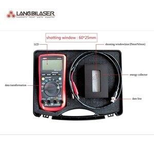 Image 2 - Mètre dénergie de laser de chargement initial et de diode, taille maximum de fenêtre de mesure: 60*25mm, gamme dénergie: 1J ~ 200J, gamme de longueur donde: 350nm ~ 2500nm