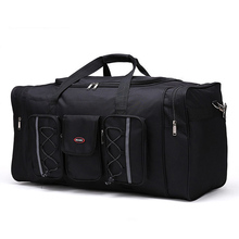 2020 NEW Large Capacity Men's Travel Bag Women's Waterproof Polyester Hand Luggage Male Duffle Bags Packing Cubes