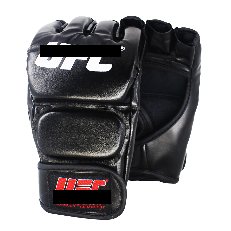 RED GLOVES BOXING KICKBOXING MUAY THAI MMA FIGHTING SPORT IRON ON PATCH