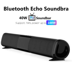 Boombox Bluetooth-Speaker Pc Cinema Soundbar Echo TWS100W Home Theater Patent Wireless