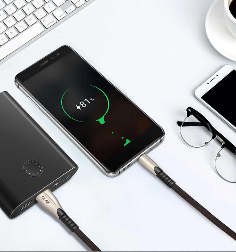 Kabel Micro USB 5A Cepat Pengisian USB Sync Data Ponsel Adaptor Charger Kabel untuk Samsung Xiaomi Sony Htc Lg android Kabel