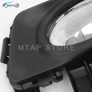 Image 5 - MTAP Fog Lamp Assy For Mazda 3 For Axela BK M3 1.6L 2003 2004 2005 2006 2007 2008 2009 2010 Front Bumper Anti Fog Light Foglamp