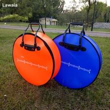 Lawaia New Portable Fishing Bag EVA Waterproof And Wear-resi