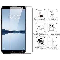 На Алиэкспресс купить стекло для смартфона tempered glass for meizu 16xs 16s c9 pro note 8 9 15 lite plus cover screen protector 9h toughened mobile phone front film