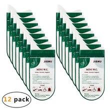 Novo 700ml de emergência portátil saco de urina do carro sacos de vômito mini sanitários móveis acessível unisex descartável mictório saco de toalete