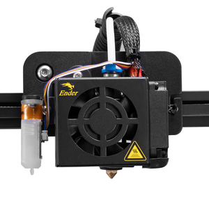 Image 5 - CREALITY 3D Ender 5Plus Printer Dual Z Axis brand power Large Printing Size With BL Touch Levelling Resume Print Filament Sensor
