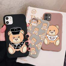 Popular Italy Bear Phone Case for iPhone