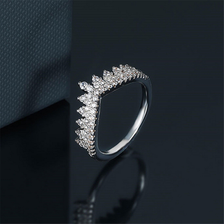 Anillo redondo de cristal europeo de nuevo diseño 2019 anillos encantadores y delicados de lujo para mujeres y chicas envío gratis