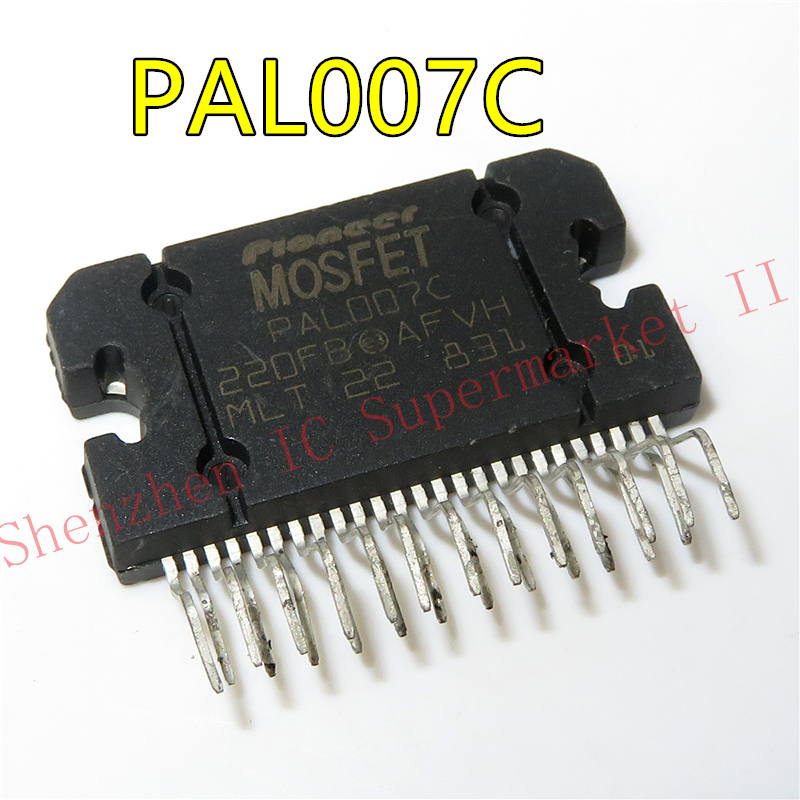 1pcs/lot  PAL007C PAL007 007 ZIP-25 Audio Amplifier IC In Stock