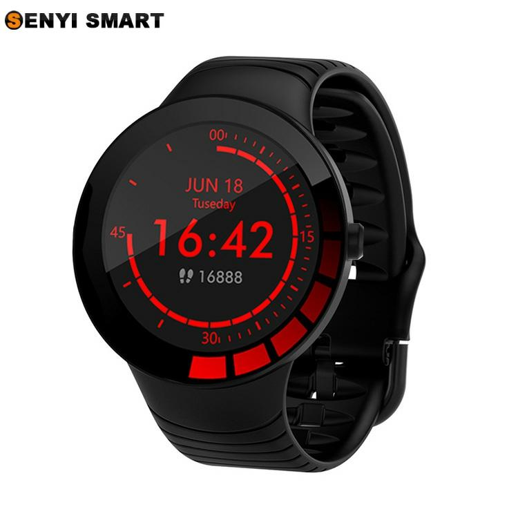 E3 2020 new fashion smart wear professional training watch heart rate measurement sports fitness heart rate watch smart watch image