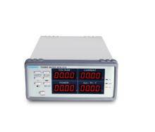 Power Factor High Precision Benchtop Power Meter Power Range 0.01w~3000w MPM1010 1010B MATRIX Tester