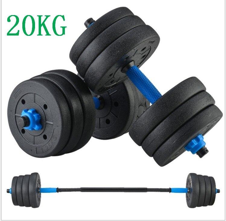 10KG 20KG 30KG 40KG 50KG Weights Dumbbells Set Adjustable Gym Arm Muscle Trainer Exercise Supplies For