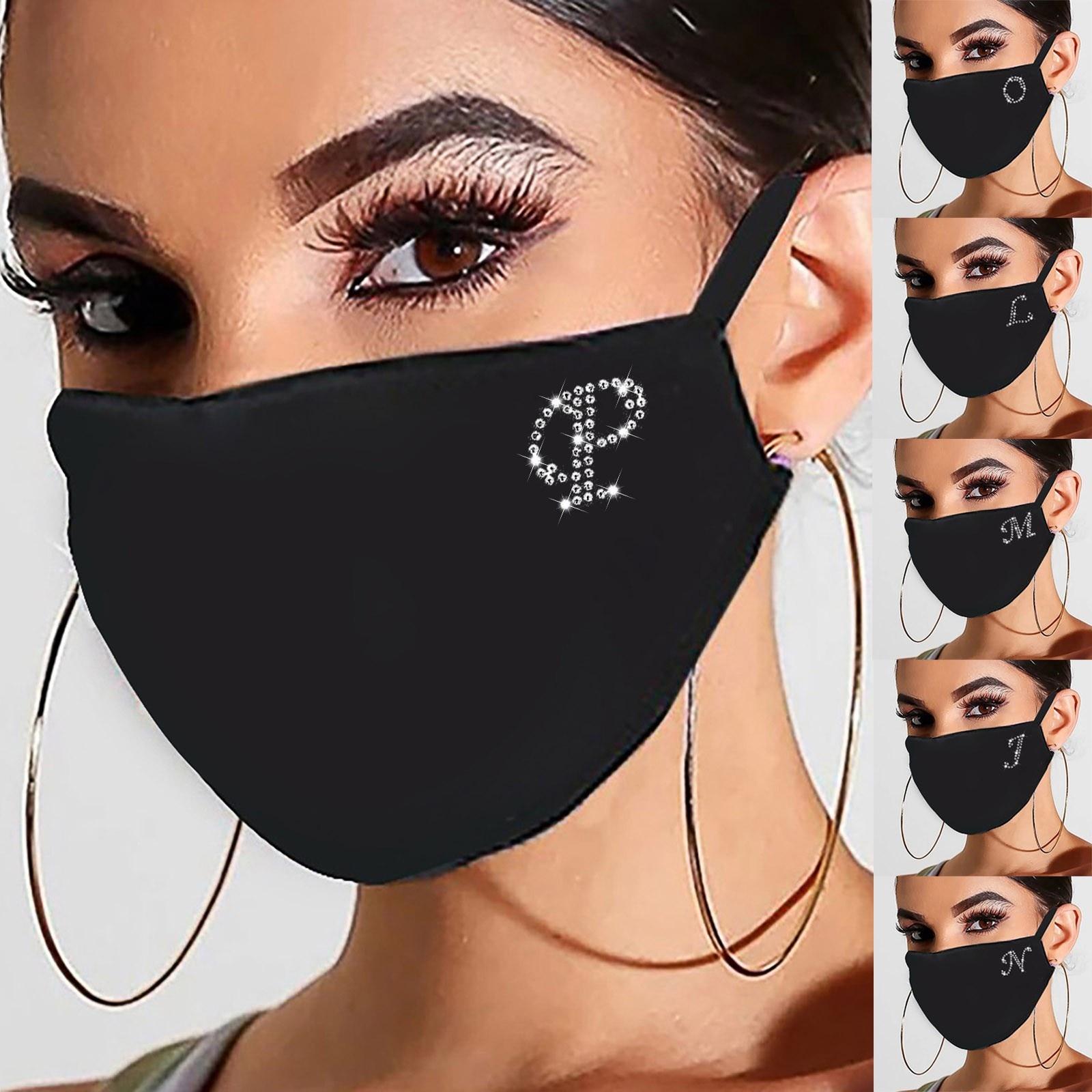 Free Handmade Bling Face Mask