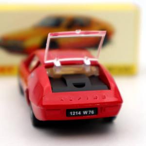 Image 5 - אטלס 1:43 Dinky צעצועי 1411 עבור ALPINE רנו A310 אדום Diecast מודלים אוסף אוטומטי רכב