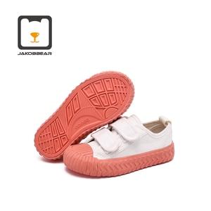 Image 3 - Jabbear tênis de jardim infantil, sapatos casuais para meninos e meninas