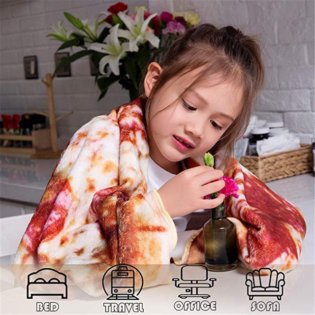 Pizza Blanket 1