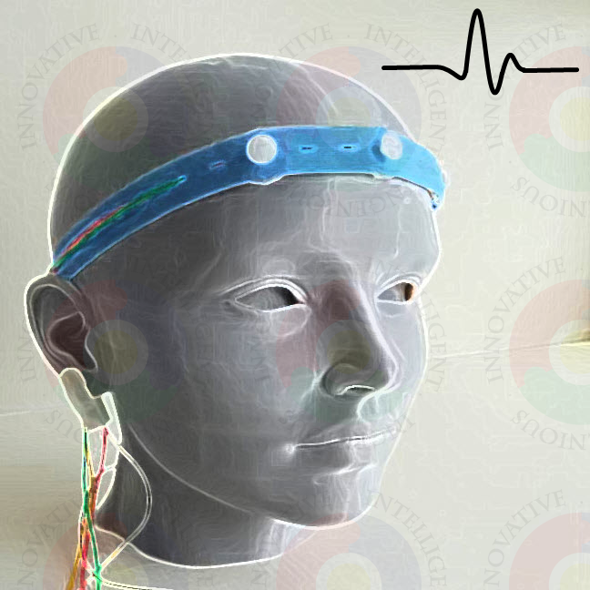 EEG Headband, Simple Brain Cap, Simple Electrode Cap, Electrode Strip, Suitable For OpenBCI And Other Equipment