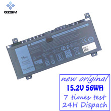 GZSM laptop battery PWKWM For Dell Inspiron 14-7466 14-7467 for 7000 56WH