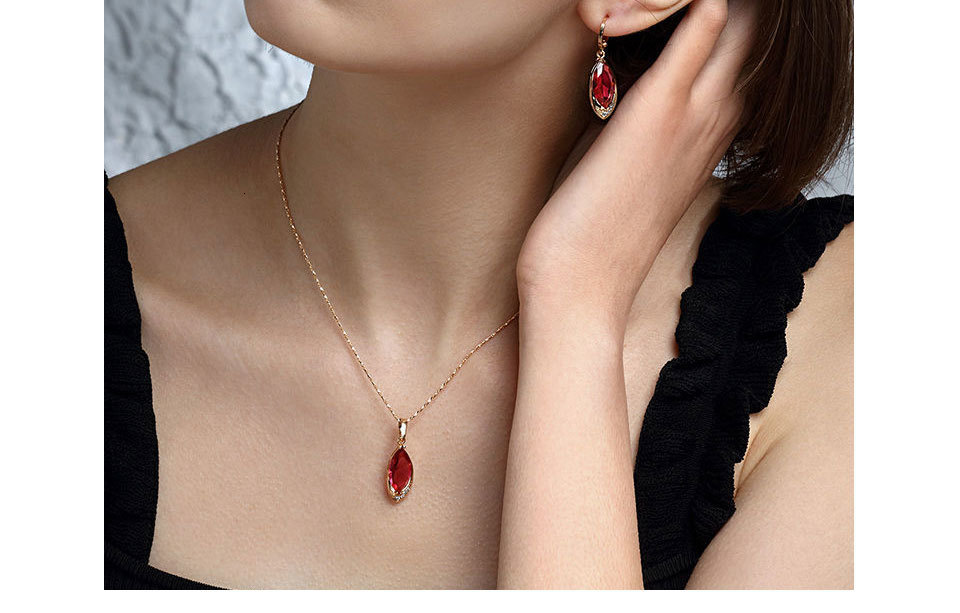 Hf58ea29d79344f508c23547392cbde894 Exquisite Ruby Necklaces With Pendant for Women