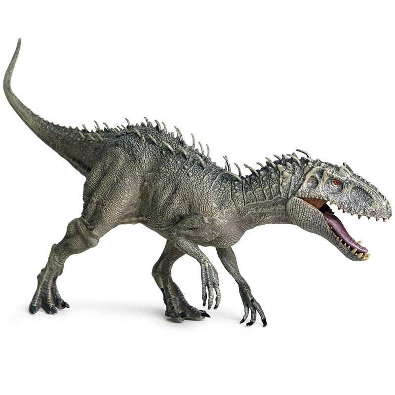 Tyrannical Dragon Animal Figure Collectible Toys Dinosaur Animal Action Figures Kids Plastic Cement Toys
