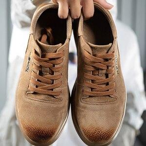 Image 1 - 38~45 men safety shoes Anti smashing Wilderness Survival steel toe Anti slip men work boots #KDDK601