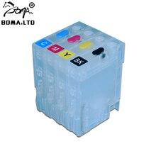 BOMA.LTD 953 952 954 955 711 932 933 950 951 Refillable ink Cartridge Without Chip For HP 8100 8600 PLUS 7740 7510 7620 8720 ECT кресло бюрократ ch 868axsn black черный
