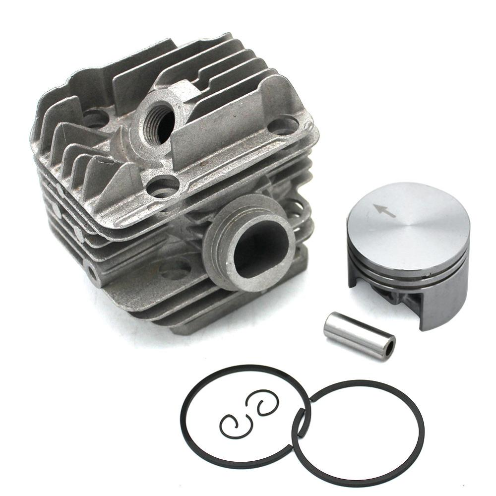 Cylinder Piston Kit  For Stihl 020 020T MS200 MS200T MS200Z MS200T-Z MC-200 Chainsaw PN 1129 020 1202 1129 020 1201