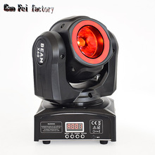 Lyre Beam Hybrid Moving Head 60W Dj Lights With Rgbw 4In1 Led Dmx Control Beam Lights For Disco Parties