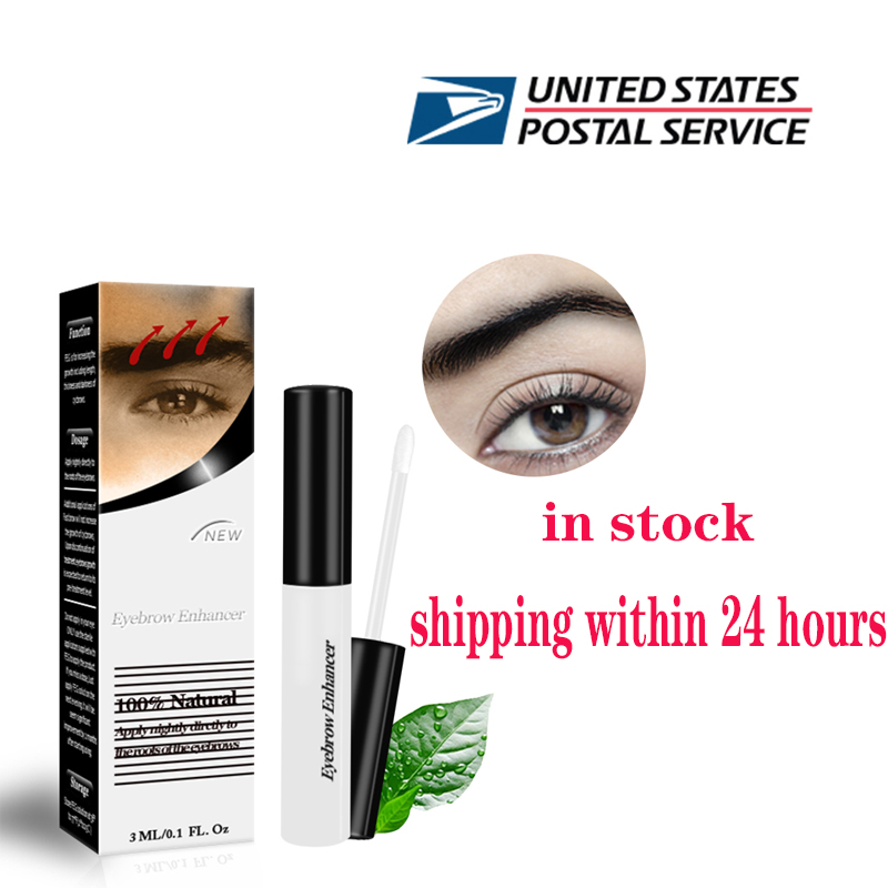 FEG Enhancer 100% Rising Eyebrow Serum Kareprost Eyelash Growth Liquid