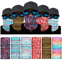 Spring Summer Camping Hiking Scarves Cycling Sports Bandana Outdoor Headscarves Riding Headwear Men Women Scarf Neck
