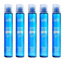 Коллагеновая эссенция для волос с витамином Q10 ампула, сыворотка для женской кожи головы, маска для лечения волос с кератином, восстанавлива...