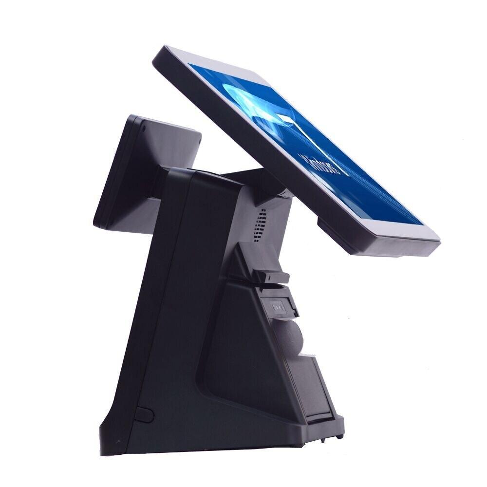 Caisse enregistreuse PC écran tactile POS Terminal capacitif écran tactile Point de vente fenêtres
