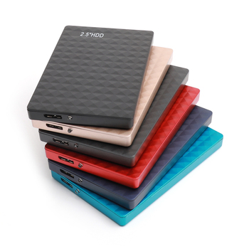 2.5 inch High Speed HDD SSD Case USB3.0 Micro B Hard Drive External Enclosure for Gamer Computer Laptop Desktops Accessaries