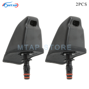 Image 1 - MTAP Pair Front Headlight Head Light Washer Nozzle For Honda CRV CR V 2005 2006 Headlamp Head Lamp Water Sprayer Jet Actuator