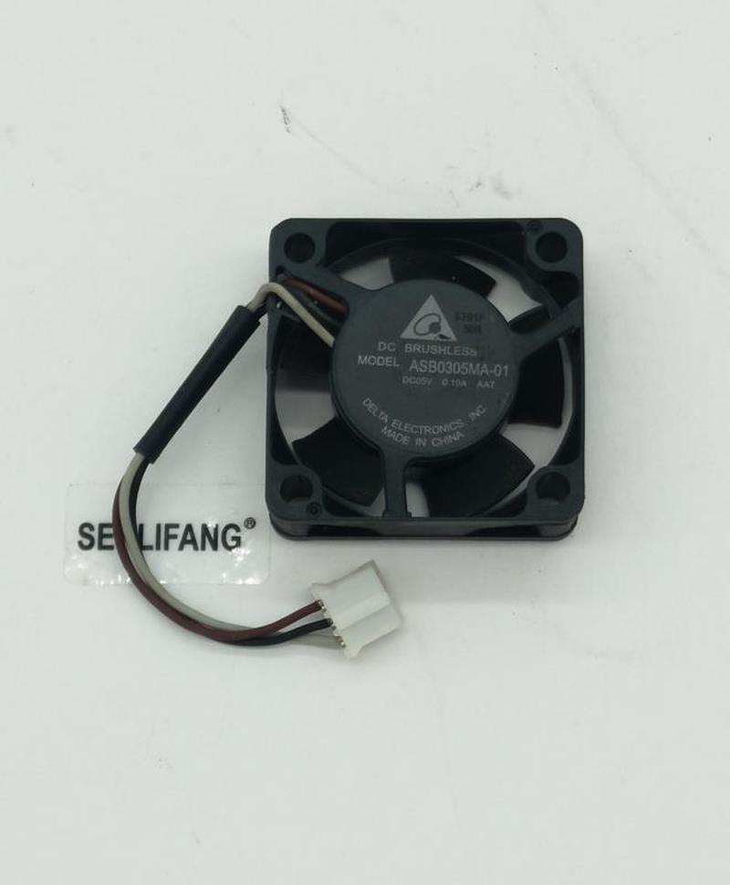 ASB0305MA-01 3010 3cm DC 5V 0.19A Miniature Heat Dissipation Fan
