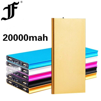 Ultra Slim Portable Phone Charger 20000mAh Power Bank External battery for Mobile Phones For iphone Samsung Huawei 5G powerbank