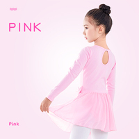 Pink-Long Sleeve