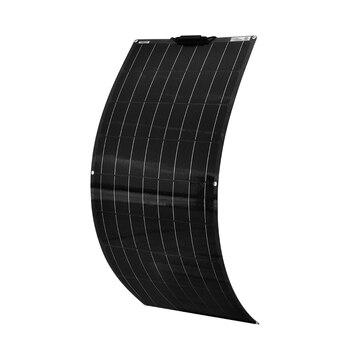 XINPUGUANG 1pcs~ 5pcs  18v 120W Black Flexible Solar Panel 18V/36v 240w 48V/18V 360W 12V/24V 480W 600W 2