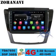 Car-Radio Android Gps Navigation Multimeida-Player ZOHANAVI JAC 4G for S5 DVD Stereo