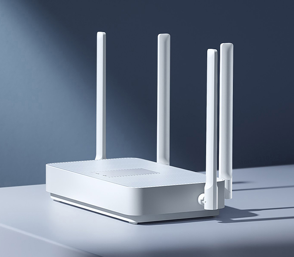 Xiaomi Mi AX1800 WiFi 6 Gigabit Dual-band Router White 4