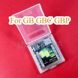 Image 1 - 新2700で1 edgbゲームカートリッジカードゲームボーイgb dmg gbc gbpゲームコンソールカスタムeverdriveギガバイトゲームカートリッジ省電力