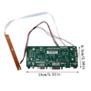 """Image 3 - Controller Board LCD HDMI DVI VGA Audio PC Module Driver DIY Kit 15.6"""" Display B156XW02 1366X768 1ch 6/8 bit 40 Pin Panel"""
