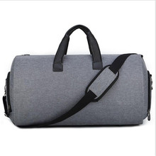 Travel Bag Large Capacity Men Hand Luggage Portable Business Trip Duffle Storage Bags Packing Cube Multifunctional Weekend
