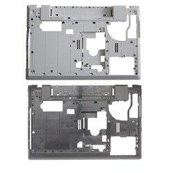 Nova capa para samsung np300v5a np305v5a 300v5a 305v5a portátil inferior caso base capa BA75-03228B branco/preto