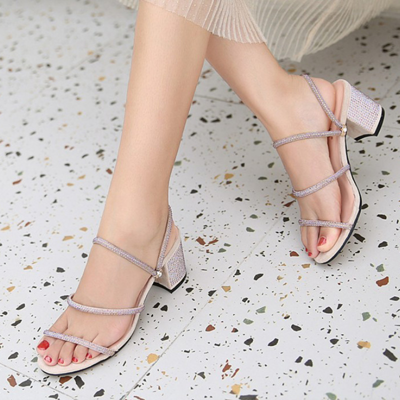 Women Summer Slip On Slippers